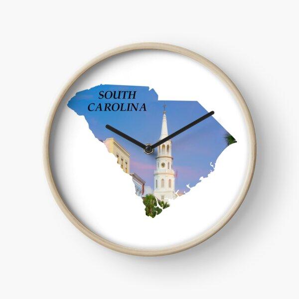 Charleston, South Carolina Clock