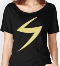 Lightning Bolt Style - Hero - (Designs4You) Women's Relaxed Fit T-Shirt
