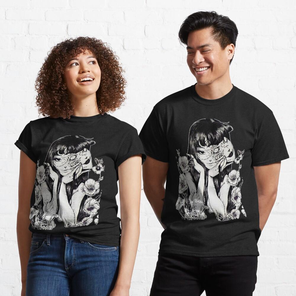 Tomie Junji Ito Unique Art Classic T-Shirt