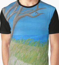 Tree of Solitude Graphic T-Shirt