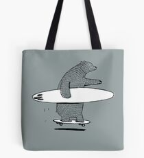 Going Surfing Tote Bag
