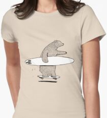 Going Surfing Women's Fitted T-Shirt