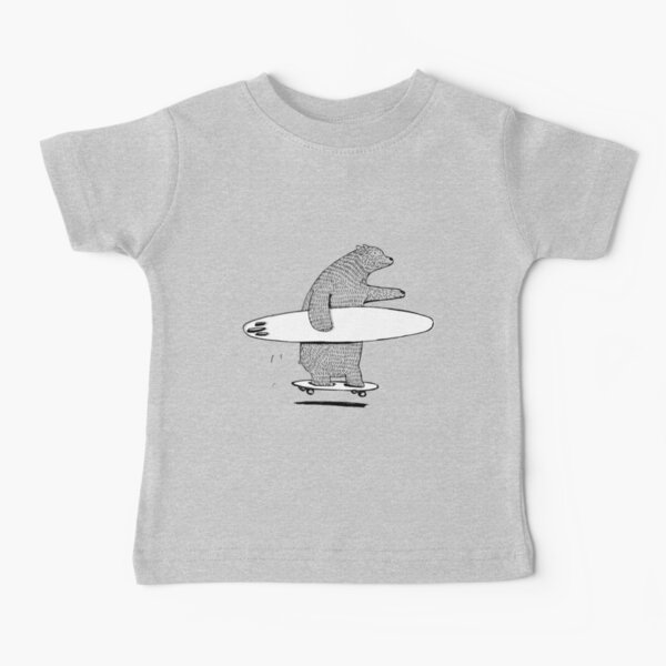 Going Surfing Baby T-Shirt