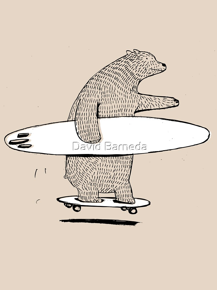 Going Surfing by barneda