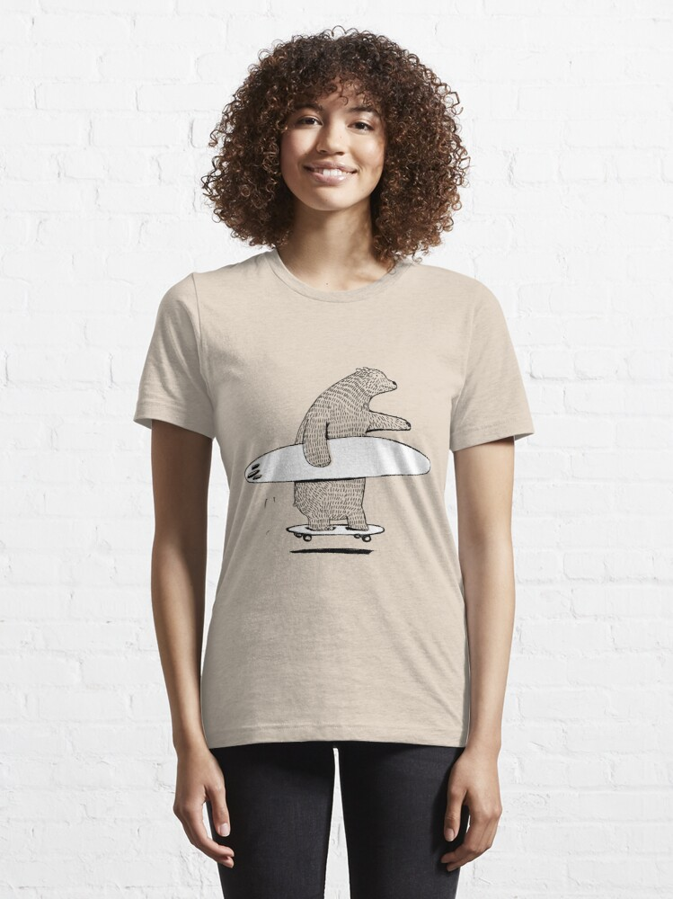 Alternate view of Going Surfing Essential T-Shirt