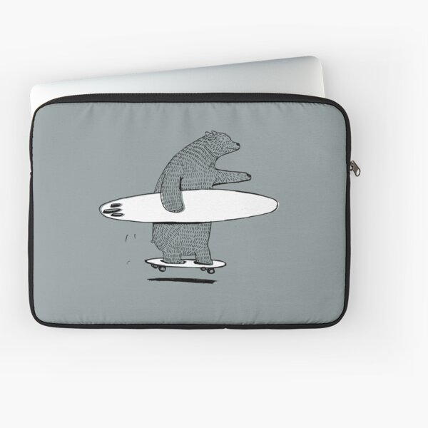 Going Surfing Laptop Sleeve