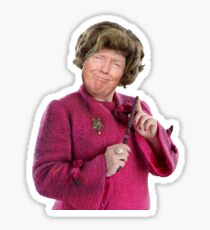 Professor D. Umbridge Sticker
