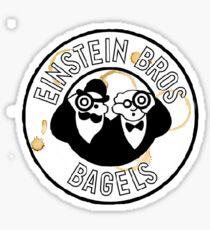 Einstein Bros Bagels Coffee Stains Sticker
