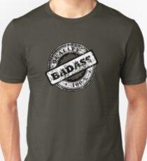 100% Quality Badass graphic Unisex T-Shirt