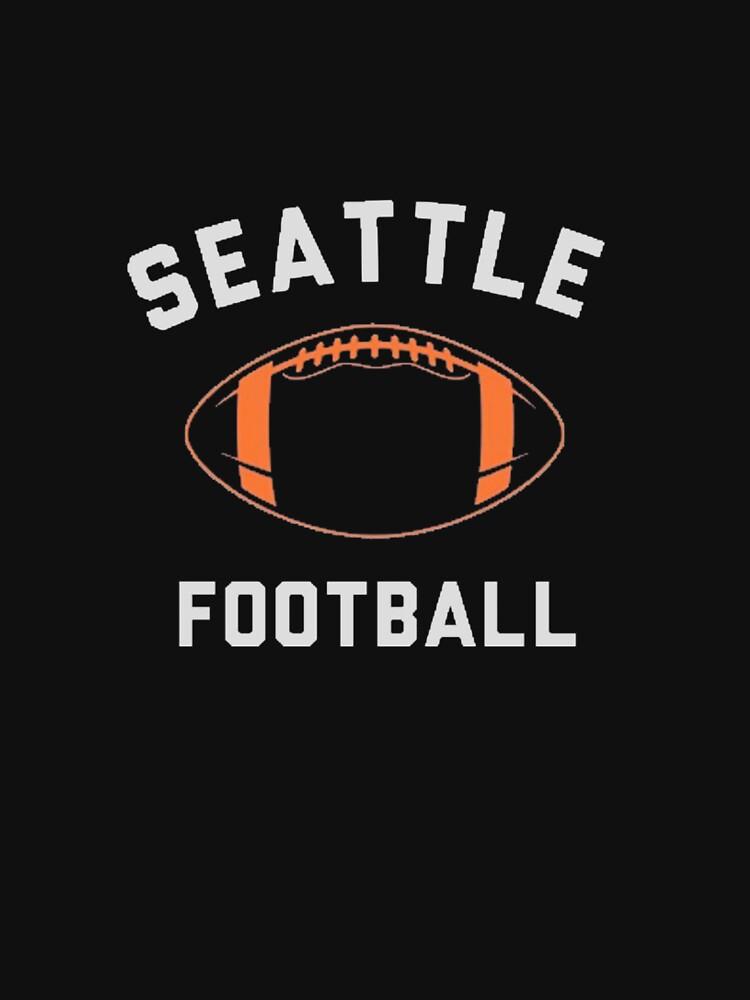 City Classic Football T-Shirt by FashioniPhone