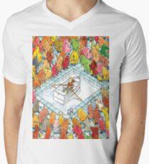 Dance Gavin Dance Men's V-Neck T-Shirt