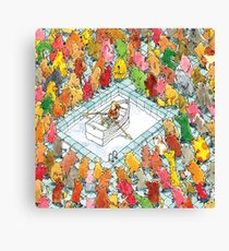 Dance Gavin Dance Canvas Print