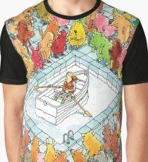 Dance Gavin Dance Graphic T-Shirt