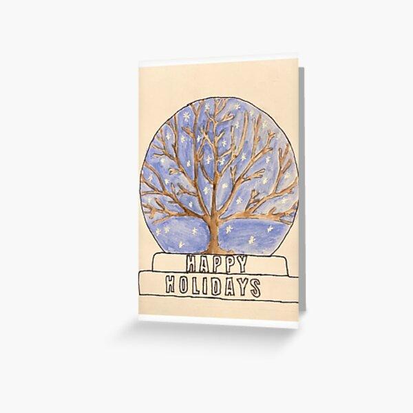 Georgia's Design Greeting Card