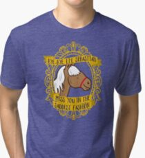 5000 Candles in the Wind Tri-blend T-Shirt
