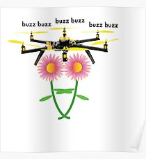 Bee the Drone  Poster