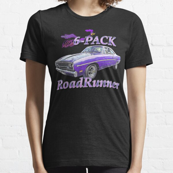 Roadrunner 6 pack American Muscle Classic Car Essential T-Shirt