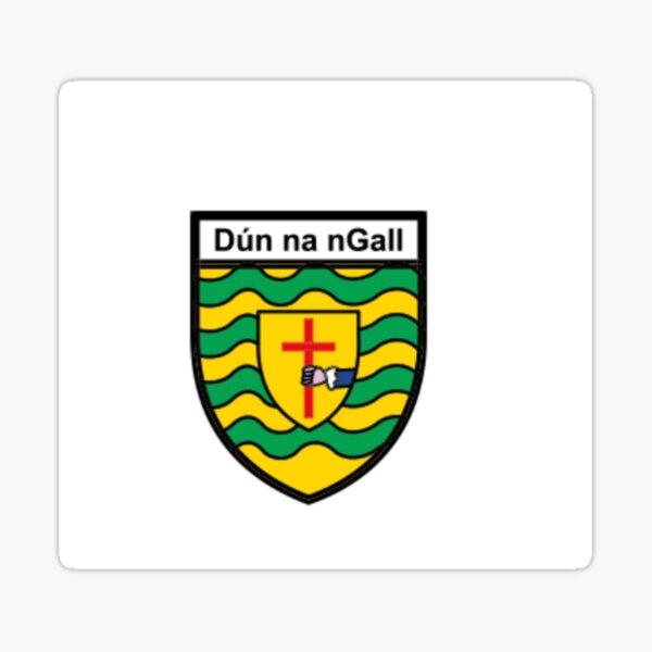 Donegal GAA supporter Sticker