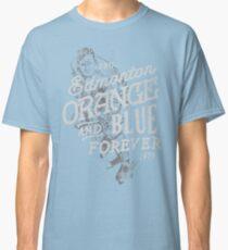 Orange & Blue Forever Classic T-Shirt
