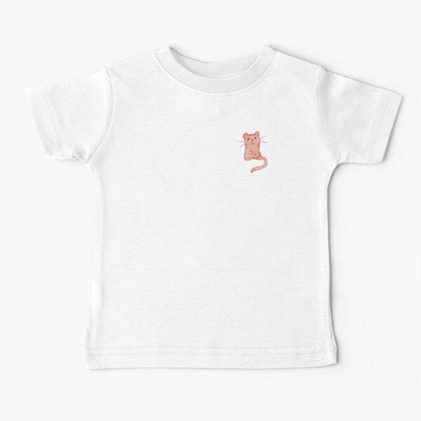 Soda Pop Curious Rat Baby T-Shirt