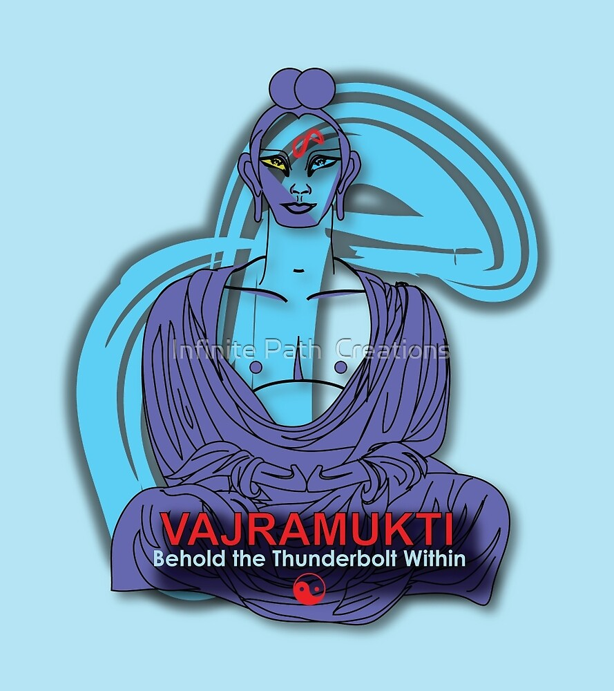 Vajramukti: Behold the Thunderbolt Within (2008) by Shining Light Creations