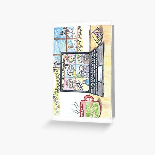 Omkaaraa's Design Greeting Card