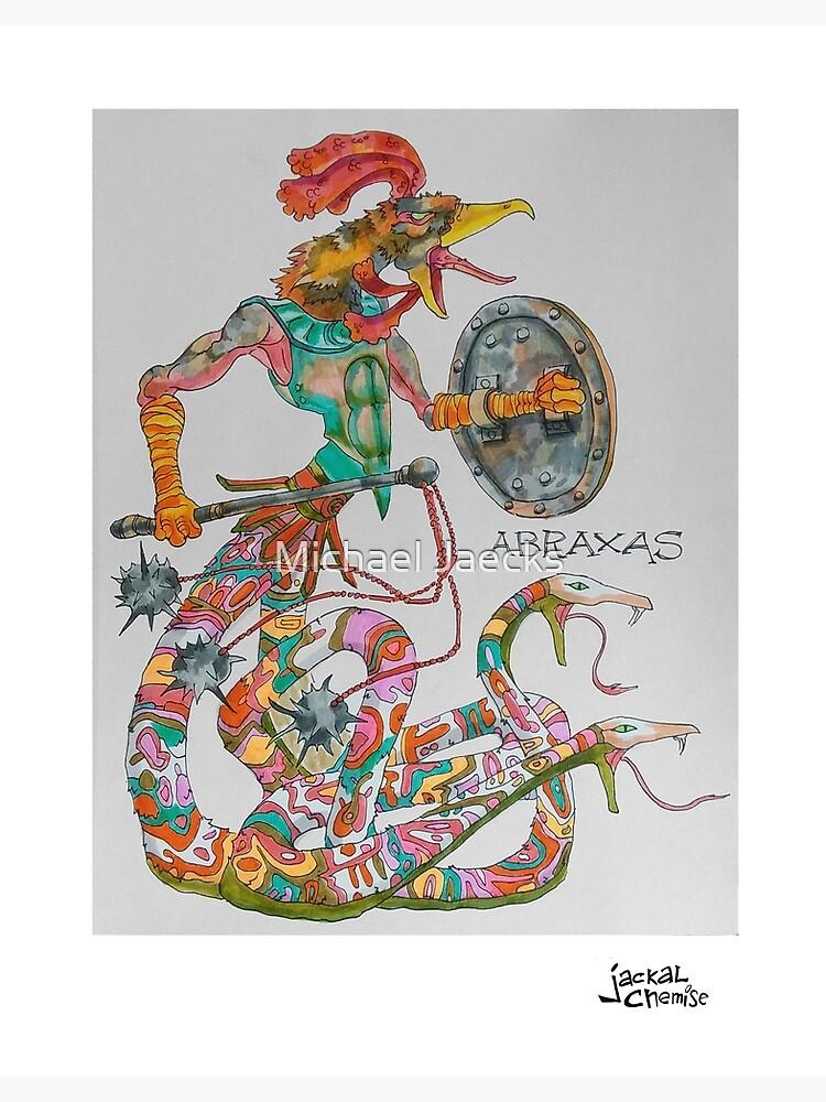 Abraxas by MichaelJaecks