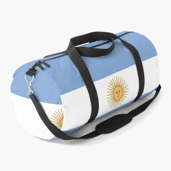 ARGENTINA Flag Duffle Bag