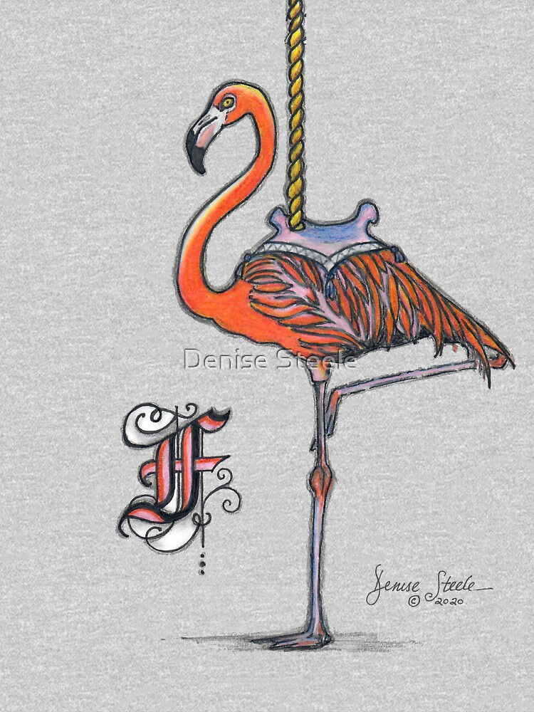 F is for Flamingo! by DeniseSteele