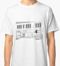 Newtown Street Scape Classic T-Shirt