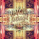 Haters Gonna Hate Queen Marie-Antoinette Petit Trianon by Beverly Claire Kaiya