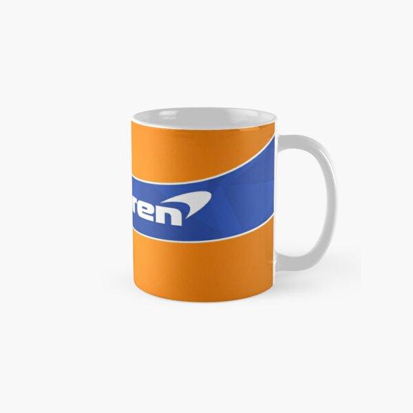 F1 McLaren Orange Mug classique