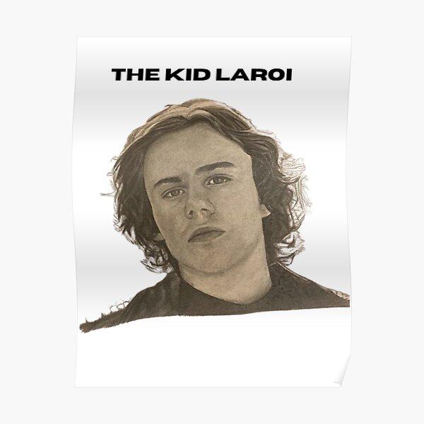 The Kid Laroi Artwork Apparel Poster