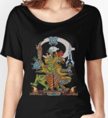 """Halo Inspired Maya design """"Gods Among""""  Women's Relaxed Fit T-Shirt"""