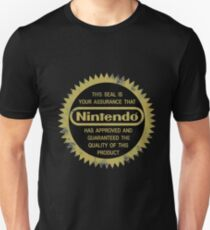 Nintendo Seal of Quality T-Shirt