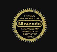 Nintendo Seal of Quality Unisex T-Shirt