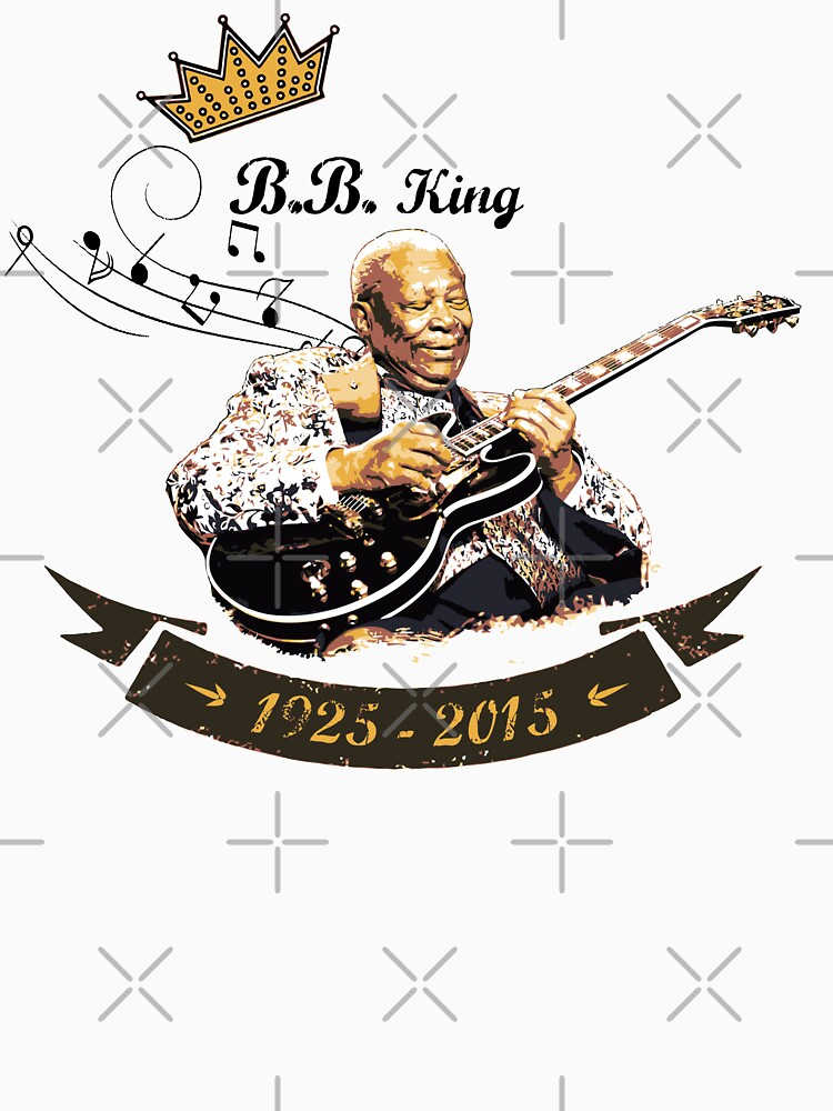 B.B. King - Rest In Peace by olivergraham