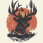 Look Deep Into Nature by Dan Elijah Fajardo