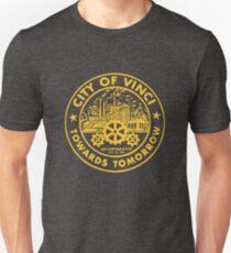 True Detective - City of Vinci logo or Unisex T-Shirt