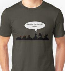 Intruder Alert! Unisex T-Shirt