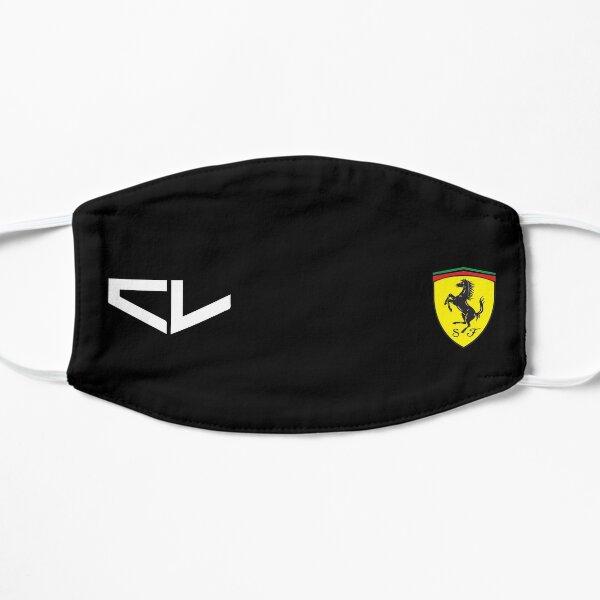 Charles Leclerc Ferrari Flat Mask