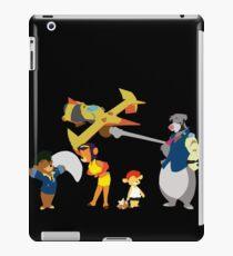 Talespin Bebop iPad Case/Skin