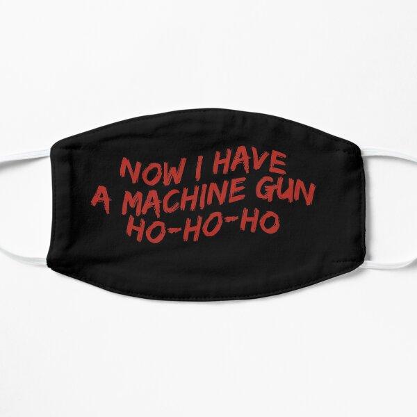 Now I Have A Machine Gun Ho-Ho-Ho Funny Christmas Sweater Mask