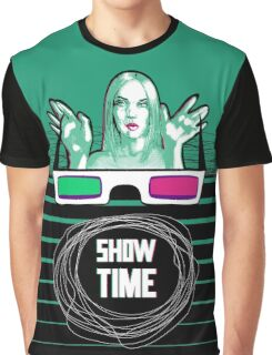 Show time Graphic T-Shirt