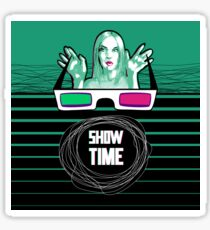 Show time Sticker