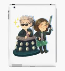 Doctor Who - The Cool Kids iPad Case/Skin