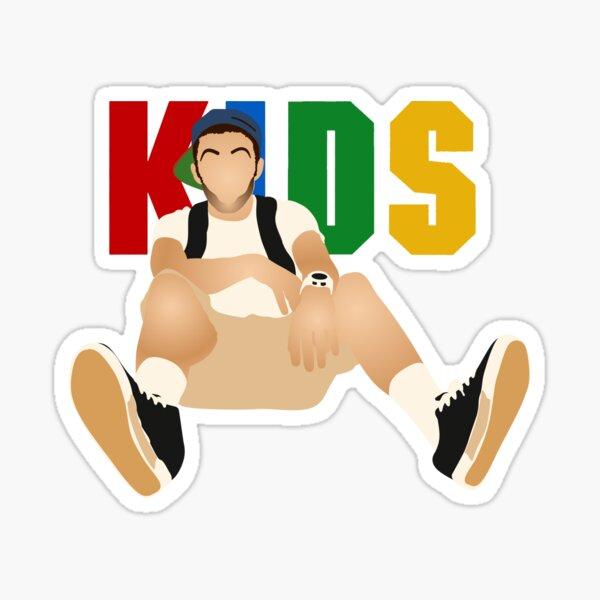 KIDS MAC MILLER Sticker