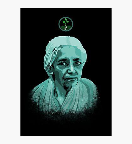 Dr.Janaki Ammal Photographic Print
