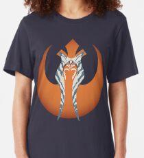 Rebel Ahsoka Slim Fit T-Shirt