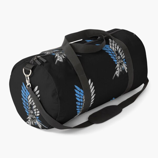 Attack On Titan Wings Of Freedom Duffle Bag